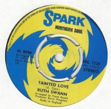 Ruth Swann - Tainted Love c/w Boy-You'd Better Move On